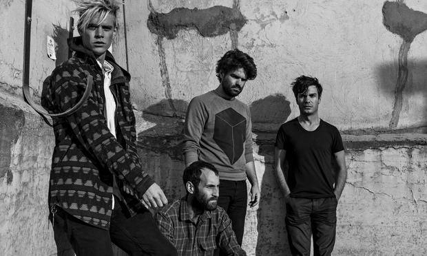 Viet Cong band photo